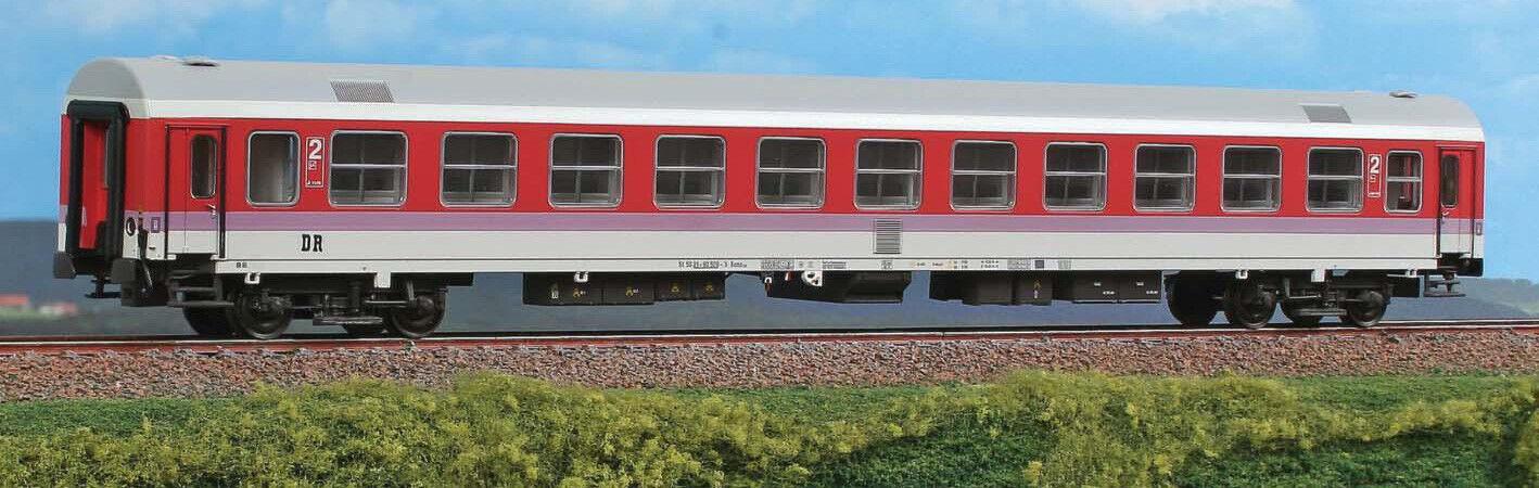 ACME 52681 Halberstädt Bautzen DR 2 CL. scomparti scomparti scomparti livrea livrea rosso bianco fas 3b8ec7