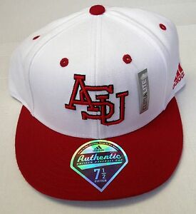 9157d8a802d NCAA Arkansas State Red Wolves ASU Adidas Onfield Baseball Fitted ...