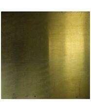 Brass Square Sheet 1 1/16th Inch 24ga Pkg Of 6