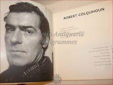 ARTE CONTEMPORANEA - ROBERT COLQUHOUN Catalogo 1958 Whitechapel Gallery London