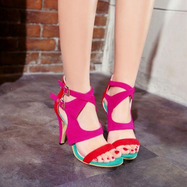 Nine West Womens Idilson Open Toe Ankle Strap Classic Pumps