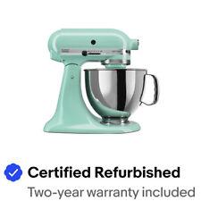 KitchenAid RRK150IC 5 Qt. Artisan Series - Ice (Certified Refurbished)