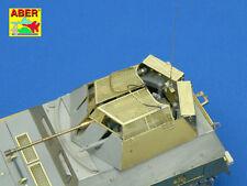 GERMAN 1,4 M AERIALS (SET OF x3 PCS) #35R27 1/35 ABER