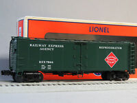 Lionel Rea Sensor Car Reefer 7844 O Gauge Train Legacy Control Scale 6-83519