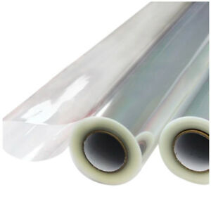Details About 2pk Clear Cellophane Wrap Roll Gift Basket Gift Wrapping Crafts 30 X 100ft