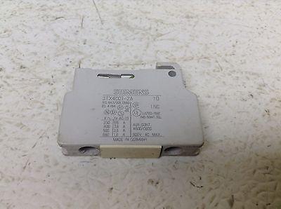 Siemens 3TX4001-2A Auxiliary Contact Block 3TX40012A TB