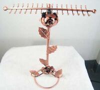 Necklace Bracelet Jewelry Display Rack Holder d023