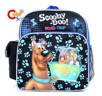 """Scooby Doo School Backpack 10"""" Toddler Small Mini Bag - Road Trip"""