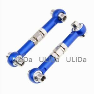 HSP 102017 122017 Alloy Linkage Steering Servo Rod Turn Buckle for 1//10 RC Car