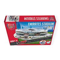 Paul Lamond Games - Arsenal Emirates Stadium 3d Boxed Puzzle