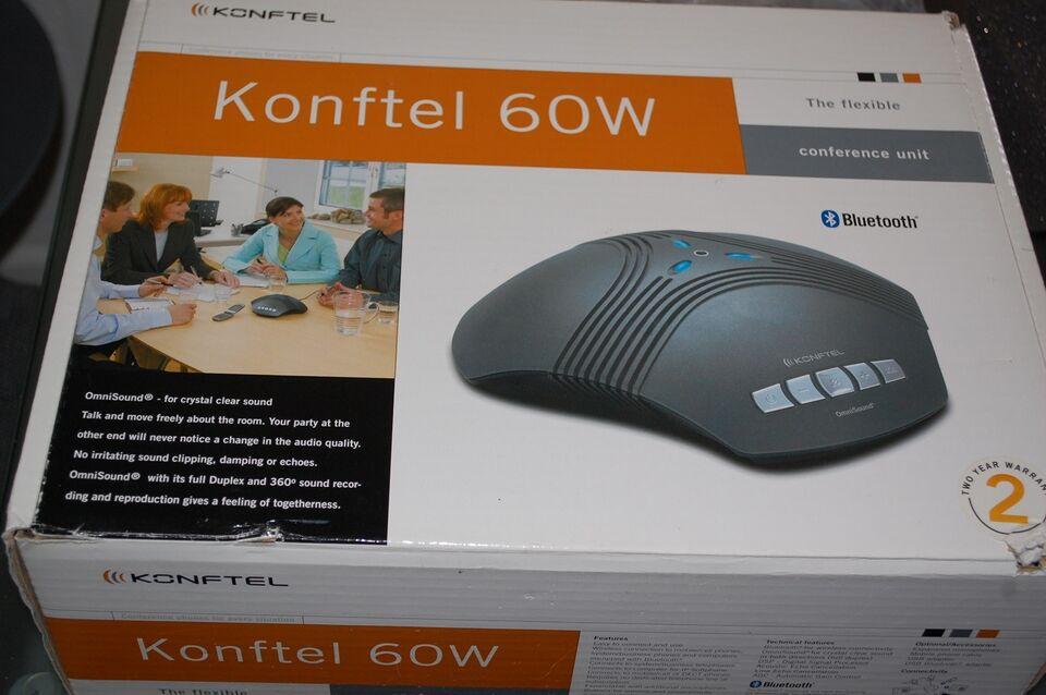 IP telefon, Konftel, 60w