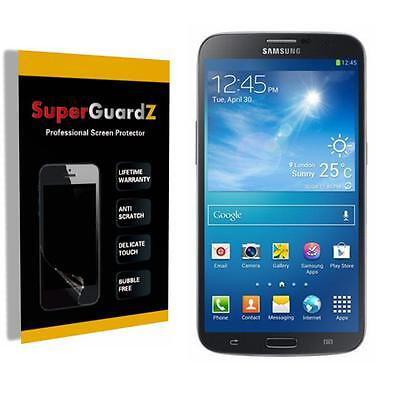 4X SuperGuardZ Clear Screen Protector Film Cover Shield Samsung Galaxy mega 6.3
