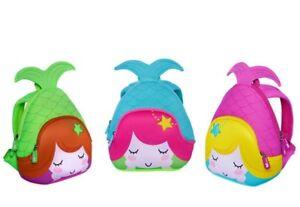 Kiddi Choice Wetsuit Nh046 Neoprene Mermaid Backpack Gift Kids