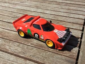 Scalextric Lancia stratos made in Spain.