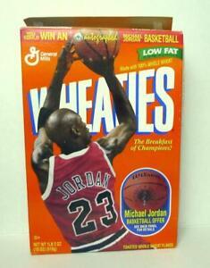 Michael-Jordan-Wheaties-Cereal-Box-Chicago-Bulls-23-Empty-1995