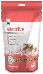 SUPREME-SCIENCE-SELECTIVE-souris-Food-350-G-veterans-le-recommande