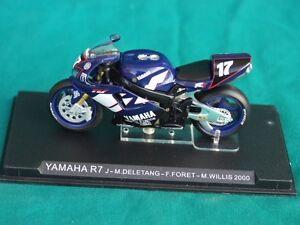 YAMAHA-R7-Enduro-Velo-Moto-MOTO-GP-TT-superbike