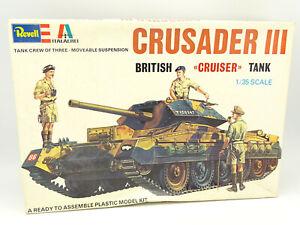 Italaerei-Maqueta-1-35-Militar-Army-Tanque-Tank-Tanque-British-Crusader-III