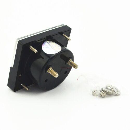AC 0-15 A Analog Panel Meter Ampèremètre Gauge DH-670