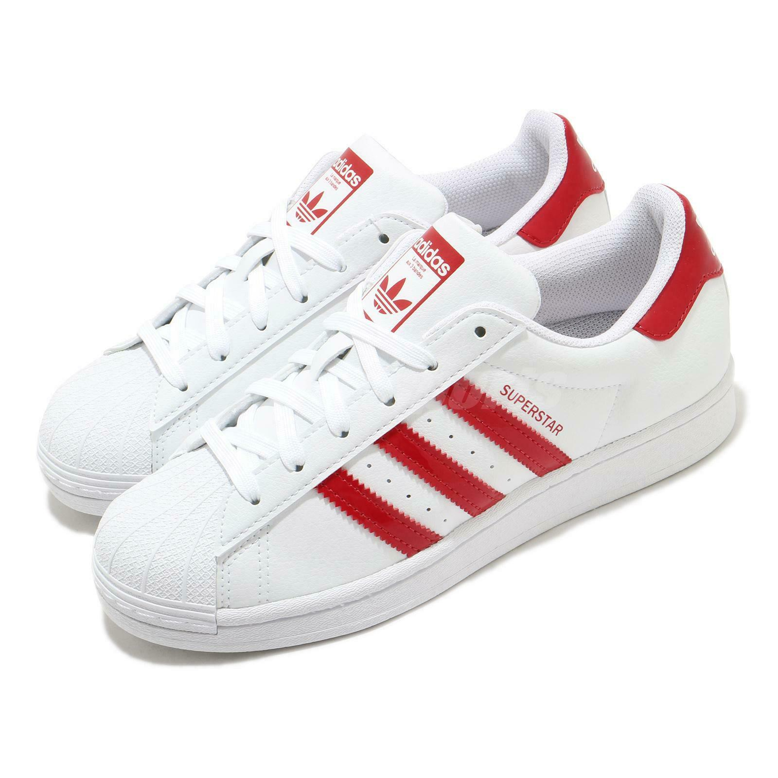 sólido Bienes choque  adidas Originals Superstar W Ladies Sneaker Shoes Casual Trainers 2 US 10 -  EU 42 2/3 White S78955 for sale online | eBay