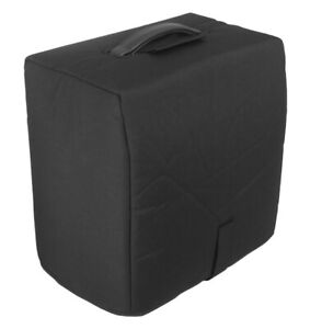 Bedrock 621 1x12 Combo Amp Cover, Water Resistant, Black by Tuki (bedr001p)