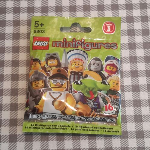 Lego tennis player series 3 unopened new factory sealed