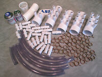 Manifold Hot Tub Spa Part 26 3/4 Outlets Glue With Coupler Kit Video How To