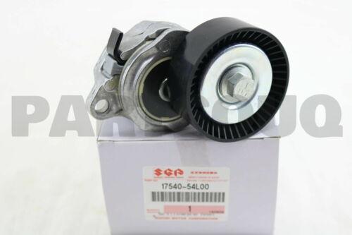 1754054L00 Genuine Suzuki TENSIONER ASSY GEN BELT 17540-54L00