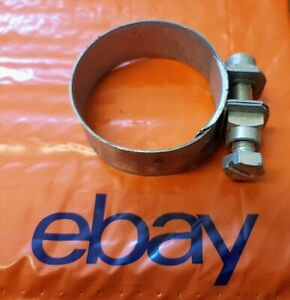 51-55mm NORMA HEAVY DUTY PIPE//HOSE CLAMP//CLIP 20MM BAND M8 BOLT HYDRAULIC WATER