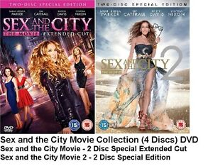 Sex and the city film dvd