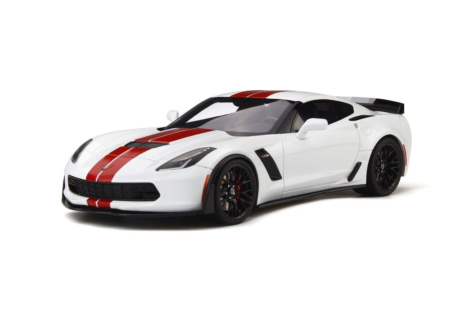 CHEVROLET Corvette c7 z06  2017  NUOVO  GT Spirit gt214  1 18