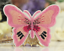 miniature 13 - Butterfly Patches Butterflies Embroidered Iron On Sew On Patch Badges Transfers
