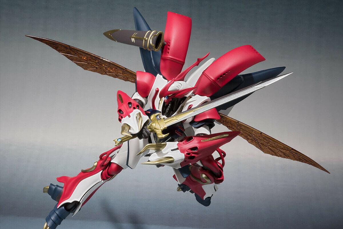 Robot Spirits Lato Ab Aura Battler Dunbine Bellvine Guardia Imperiale Figura