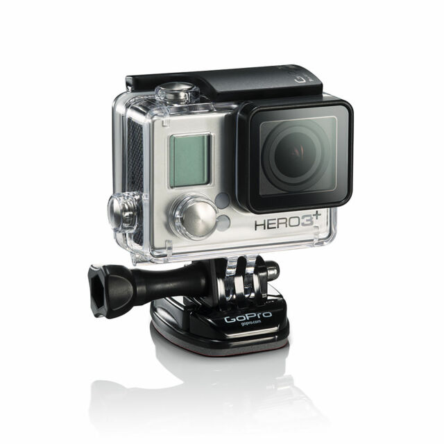 GoPro HERO 3+ Silver Edition Action Cámara - Reacondicionado Certifiicado