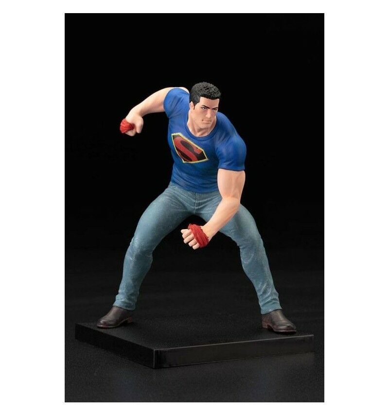 Kotobukiya DC Comics - statue Clark Kent (Action comics    Truth) SDCC 2016 - AR