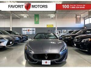 2015 Maserati Granturismo GranTurismo Sport Pininfarina CONVERTIBLE 454HP ++