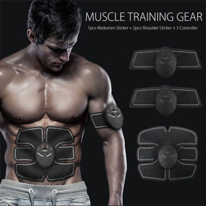 Foot Care Tool Shop For Cheap Hot Healthy Smart Abdominal Muscle Trainer Sticker Gym Abs Muscle Stimulator Pad Fitness Arm Sticker Electric Pulse Stickers