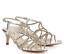 Uk Heel Diamante Eu 40 Nh088 Mid Embellished Sandal's 7 Silver Dd Debut 09 Dylan 4wApnWxaa0