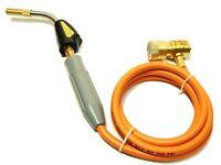 Plumbing Aquatech Turbo Torch With Hose Self Lighting Hand Kit