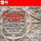 Giovanni Croce: Missa sopra la battaglia (CD, Sep-2012, Newton Classics (Label))