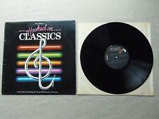 """Hooked on Classics  The Album LP 12"""" Album 1981 K-Tel #AFL14194 VG"""