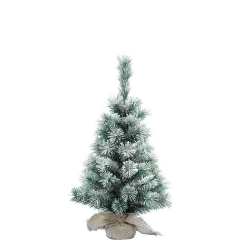 Artificial Mini Christmas Xmas Tree Snowy Vancouver Variation of Sizes
