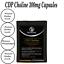 miniatura 4 - CDP Colina 300MG capsula, Citicolina