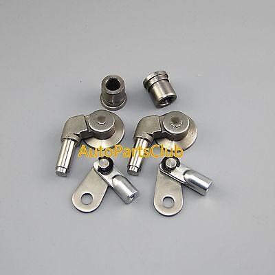 Wastegate Rattle TD03 49131 Flapper Rebuild Kit for BMW N54 135i 335i 535i 225KW