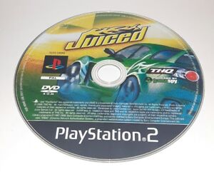 JUICED THQ - PlayStation 2 PS2 Play Station Game Bambini Gioco - Italia - JUICED THQ - PlayStation 2 PS2 Play Station Game Bambini Gioco - Italia
