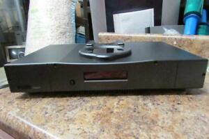 Rare Rega Saturn Compact Disc CD Player - Made in UK