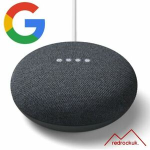 Google-Home-Mini-Hands-Free-Voice-Commands-Assistant-Smart-Speaker-Charcoal