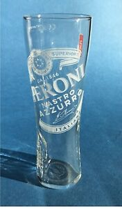 Personalised Engraved Branded pint Peroni Lager Beer Glass Birthday Gift Box