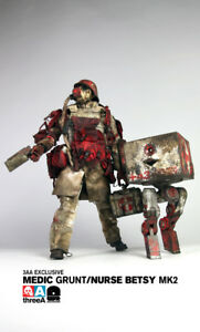 ThreeA-3A-Ashley-Wood-WWR-1-6-Medic-Grunt-w-Nurse-Betsy-Square-TK-Popbot-AK-MISB