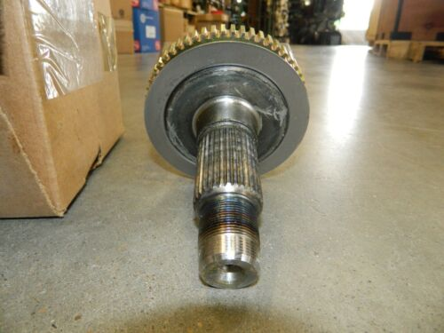 OUTER AXLE SHAFT WITH ABS TONE RING DANA 60 FRONT DODGE RAM 2500 OR RAM 3500